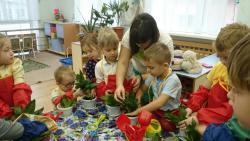 8 и 9 декабря воспитатели Степаненко Е.М., Земцова Ю.А., Батчаева Е.М., Гузик Л.И., Капустян О.Н.были проведены открытые занятия
