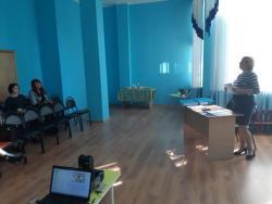 Встреча с педагогами г.Краснодара