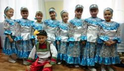 С 24 октября  по 31октября 2016 г. проходил Городской фестиваль национальных культур «Многоцветие Новороссийска» В котором мы стали победителями!